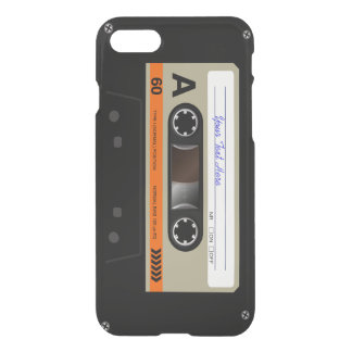 Retro Audio Cassette MixTape iPhone 7 Case