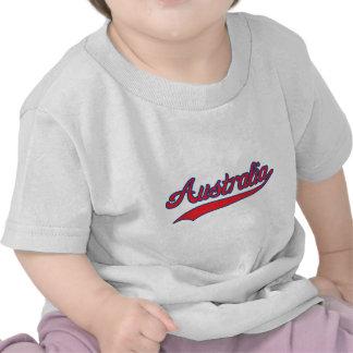 Retro Australia Shirts