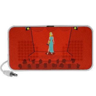 Retro Award Show Portable Speaker