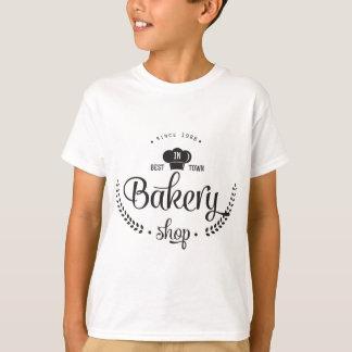 Retro Bakery Shop T-Shirt