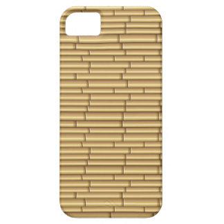 Retro Bamboo Patterns iPhone 5 Case
