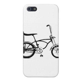 Retro Banana Seat Bike Cases For iPhone 5