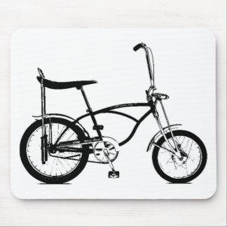 Retro Banana Seat Bike Mouse Pads