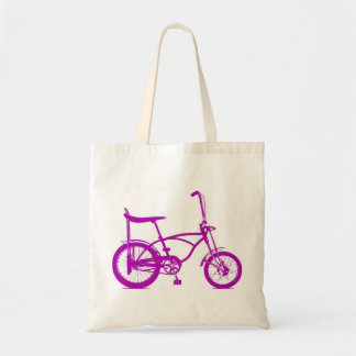 Retro Banana Seat Bike Canvas Bags