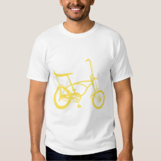 Retro Banana Seat Bike Tshirt