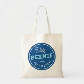 Retro Bernie Budget Tote Bag