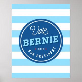 Retro Bernie Poster
