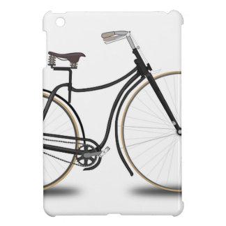 Retro bicycle iPad mini cases