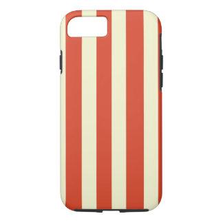 Retro Big Top Striped iPhone 7 Case