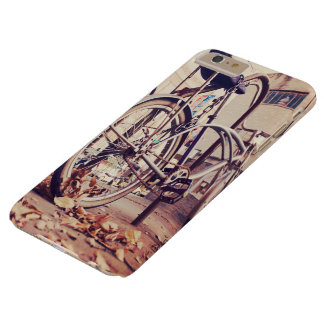 Retro bike barely there iPhone 6 plus case
