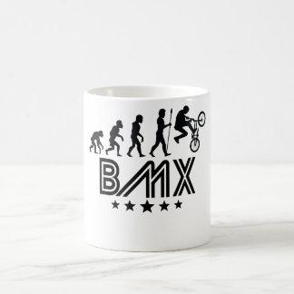 Retro BMX Evolution Coffee Mug
