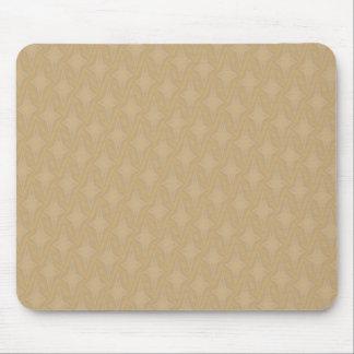 Retro Bonnie Star Field Mouse Pad