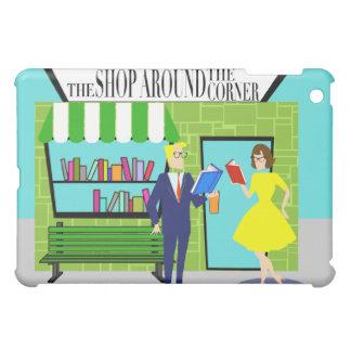 Retro Book Lovers iPad Mini Case
