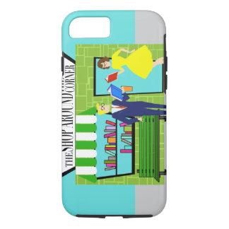 Retro Book Lovers iPhone 7 Case