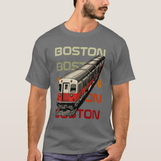 Retro Boston Tee