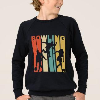 Retro Bowling Bowlers Sweatshirt
