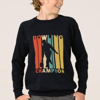 Retro Bowling Champion Sweatshirt