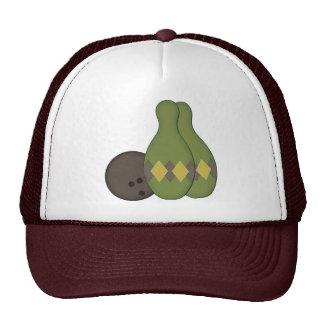 Retro Bowling Set Cap
