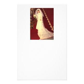 Retro Bride Custom Stationery