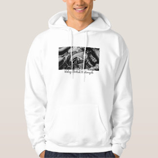 Retro British Motorcycle Sweatshirt
