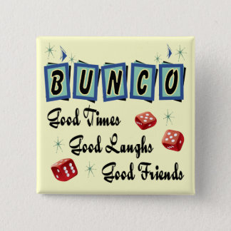 Retro Bunco Button