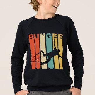 Retro Bungee Jumping Sweatshirt