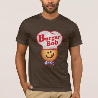 Retro Burger Joint - Burger Bob Vintage T-Shirt