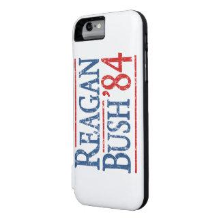 Retro Bush Reagan 84 Election