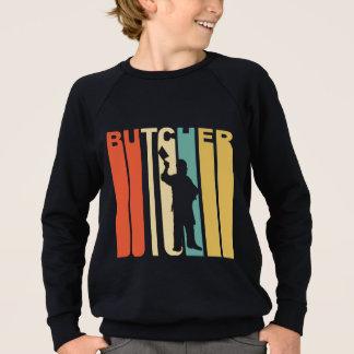 Retro Butcher Sweatshirt