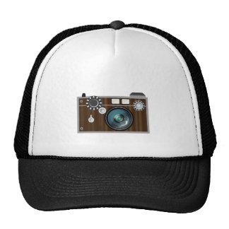 Retro Camera Cap