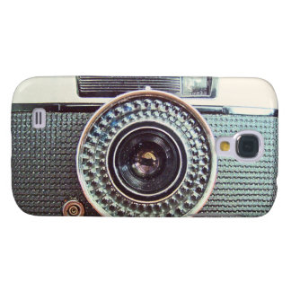 Retro camera galaxy s4 covers