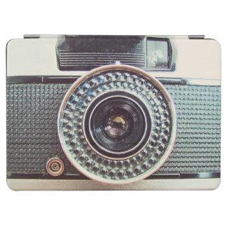 Retro camera iPad air cover