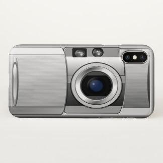 Retro Camera iPhone X Case