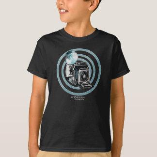 """""""Retro Camera"""" kids t-shirt - dark"""