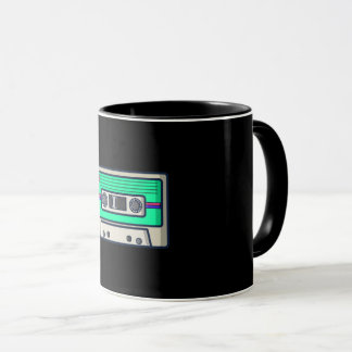 Retro - Casette Mug