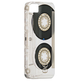 Retro Cassete I-Phone 5 5S Cover
