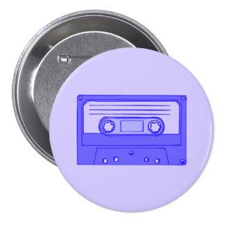 Retro Cassette Button