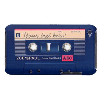 Retro Cassette iPod Touch Cover