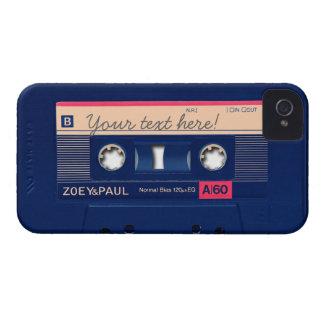 Retro Cassette iPhone 4 Case