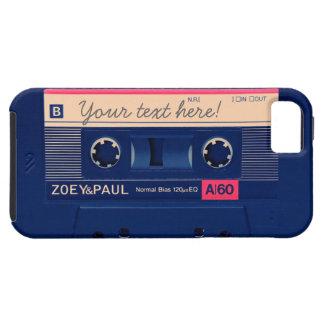 Retro Cassette iPhone 5 Cover