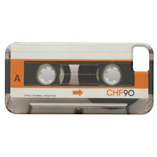 Retro Cassette Tape Barely There iPhone 5 Case