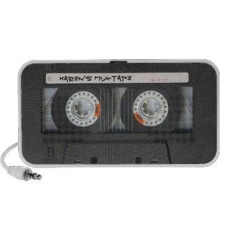 Retro Cassette Tape Speaker