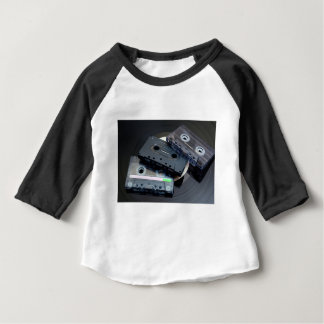 Retro Cassette Tapes Baby T-Shirt