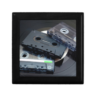 Retro Cassette Tapes Gift Box