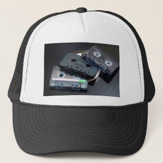 Retro Cassette Tapes Trucker Hat