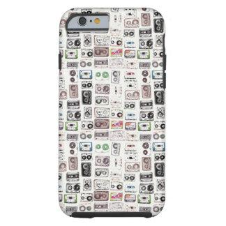 RETRO CASSETTES iPhone 6/6s, Tough Tough iPhone 6 Case