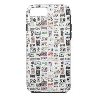 RETRO CASSETTES iPhone 7, Tough iPhone 7 Case