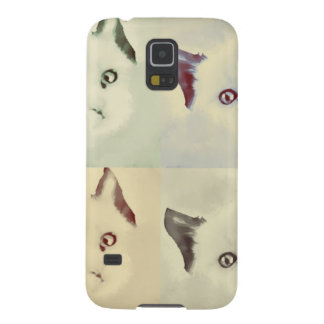 RETRO CAT SAMSUNG GALAXY NEXUS CASE