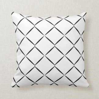 Retro Chain Link Pillow