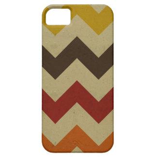 Retro chevron zigzag stripes zig zag pattern chic iPhone 5 case